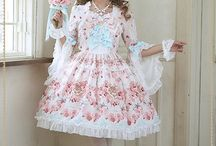 classic/sweet lolita