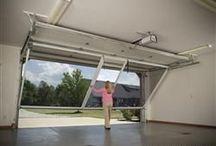 Garage to studio ideas