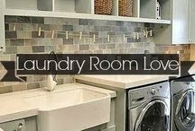 Laundry Room / by Lindsey DeSilvey