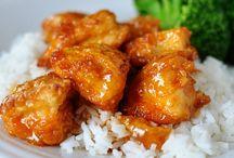 Thai & Chinese Recipes