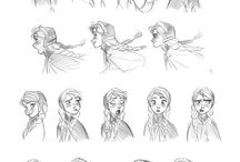 Expressions - Drawing Ref