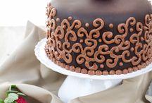 cake / by Caroline Edwards | chocolate and carrots