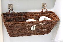 My Super Small Bathroom / by Holly Varvel-Clark