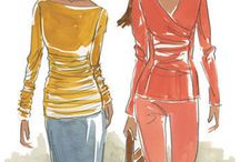 Sewing Pattern Favorites / by Cathy Gariety
