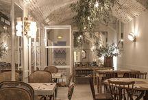 Restaurantes-cafeterías