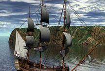 Lodě a modely lodí