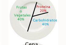salud y alimentación