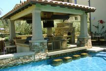 Pool gazebos