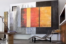 Interior design / by Laurie Wehring