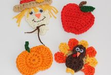 Crochet: Fall & Halloween / by Megan Lemon