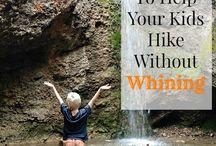Outdoor activities/ hiking