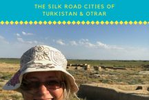 Travel the Caucasus and Central Asia / Travel to the Caucasus and Central Asia