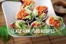 11 raw recipes