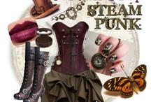 Steam punk / Dress up / by Joyce Jakubowsi