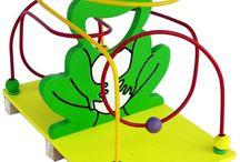 Brinquedos Educativos / Dicas e sugestões de brinquedos educativos diferentes e criativos que você encontra na www.bambalalaobrinquedos.com.br