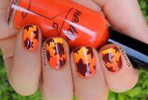 Appearance: Nails: Autumn / by Shannon Lam