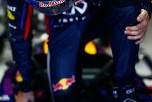Red Bull Racing F1 / by Marissa Sayles