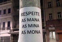 Manifestos / Expressões artísticas urbanas