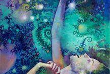 Art spiritual dreams