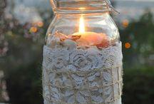Mason Jar Love / by ConsumerCrafts.com