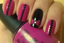 """Pretty Kewl Manis and Pedis / Tootisies and fingers with an attitude. / by Maria """"Lissy"""" Santiago"""