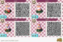 Animal Crossing : New Leaf / my ACNL QR Code