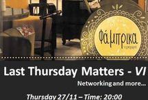 Last Thursday Matters - VI / Last Thursday Matters - VI