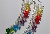 My work - Jewelry and Polymer