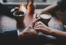 Love & Coffee... / Sweet photos of couples and coffee <3