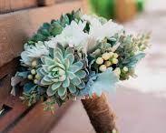 Ślubnie - kwiaty