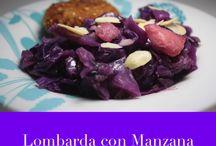Platos principales - Main dishes / Contiene platos principales, primeros platos