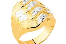 Wholesale - Rings / Our latest 18ct gold & silver plated fashion jewellery rings available to retailers and wholesalers (to register go to: http://www.almojewellery.com/wholesale-t-cs/)