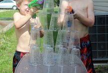 letné aktivity s detmi