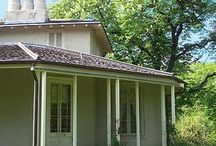 Colborne Lodge - Toronto's Historic Sites / Colborne Lodge is located in High Park and is one of the City of Toronto Museums. Our board will share Victorian content, as well as images from our museum and inspirations from around the web.
