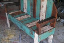 Old Pallets / Pallets Ideas, Designs, DIY, Recycled, Upcycled Pallet Plans And Projects.