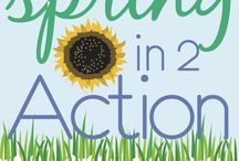 Spring into Action Motivation / by Shannon Clark