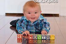 6 months baby shot