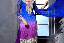 SAJEELE BY SAINX / Exclusive Sainx - Sajeele Collection Available only at Complete The Lookz Adorn yourself with these beautiful long salwar kameez for unique look and standout in the crowd. Purchase Now for next day delivery. @ http://www.completethelookz.co.uk/index.php?route=product/category&path=124_143