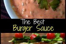 Burger Recipes / Everykind of burger recipes.