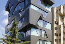 Exteriör design / Hotel complex