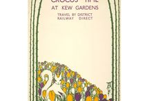 London - Kew Garden & Flowers / Kew Garden Posters mainly but other flowers and Gardens in and around the London area