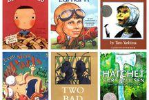K-5 Book Lists