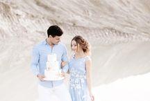 Wedding photo shoot / couple, lovestory, wedding, bride, groom, pastele , narzeczenska sesja, wesele, plener, para mloda