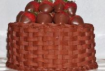 Strawberries / Chocolate
