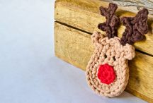 Crochet : appliqués