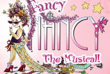 Fancy Nancy, The Musical! / Book and Lyrics by Susan DiLallo / Music and Lyrics by Danny Abosch / Based on the Fancy Nancy series by Jane O'Connor / Directed by Tracy Ward / Berkeley, San Ramon, Mill Valley, San Francisco: April 11-June 21, 2015 / www.bactheatre.org