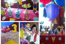 Decoraciones para celebraciones