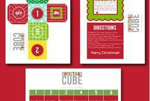 christmas print game