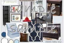 Nursery Design Packages from iStyleinteriors on Etsy  / We love babies! And we love baby spaces! Check out our Nursery Design Packages at our Etsy shop. Purchase a design package from now until December 31,2013 and get 15% off. Just insert the coupon code HOLIDAYS2013 and save!