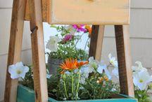 места для цветов